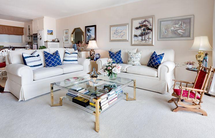 Italian Furniture in a Sydney home