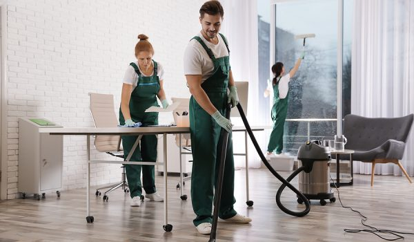 Tips for Businesses Managing Outsourced Building Cleans