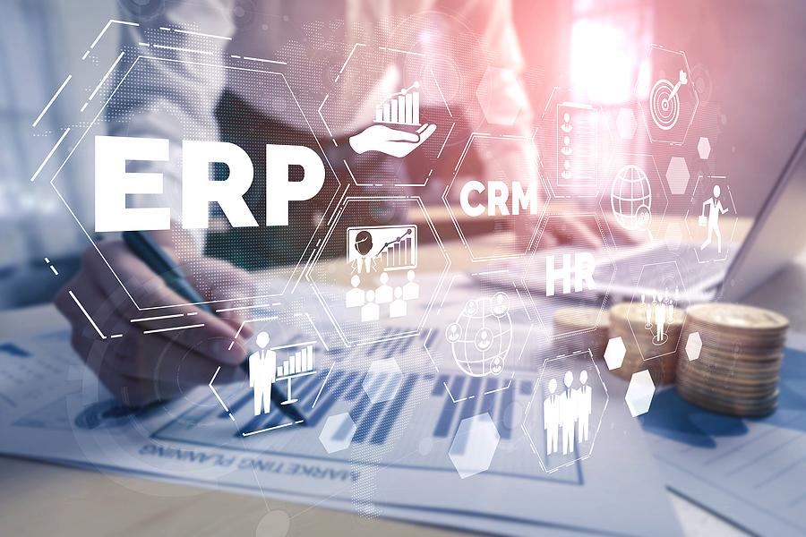 ERP software in Australia